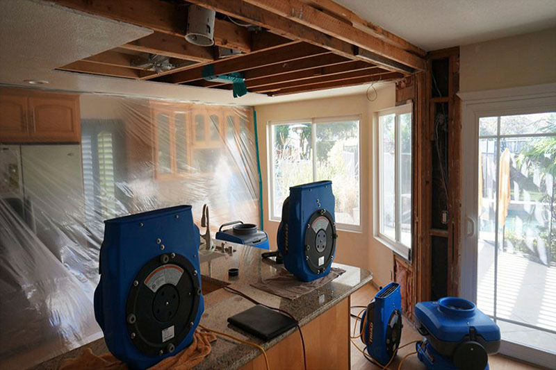 Kinston-North Carolina-water-damage-restoration-company